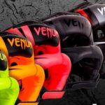 VENUM ファイトギア Elite/エリート アイアン・ヘッドギア