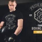 PRIDE OR DIE(PRiDEorDiE)/プライド オア ダイ Tシャツ BOXING CLUB/ボクシング・クラブ