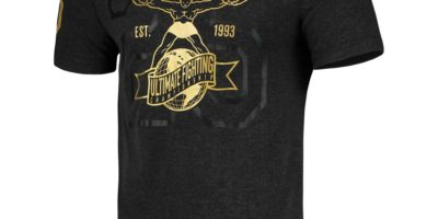Reebok/リーボック Tシャツ UFC Fight Night Collection Globe Logo Jersey