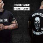 PRIDE OR DIE(PRiDEorDiE)/プライド オア ダイ Tシャツ/Tシャツ FIGHT CLUB/ファイト・クラブ