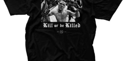 REPRESENT/レプレゼント Tシャツ 限定版 NATE DIAZ KILL OR BE KILLED TEE/ネイト・ディアス KILL OR BE KILLED