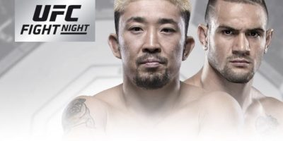 UFC Fight Night Adelaide Mizuto Hirota 廣田瑞人
