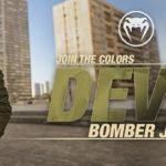 VENUM/ヴェナム DEVIL BOMBER JACKET/デビル ボンバージャケット bnanner/バナー