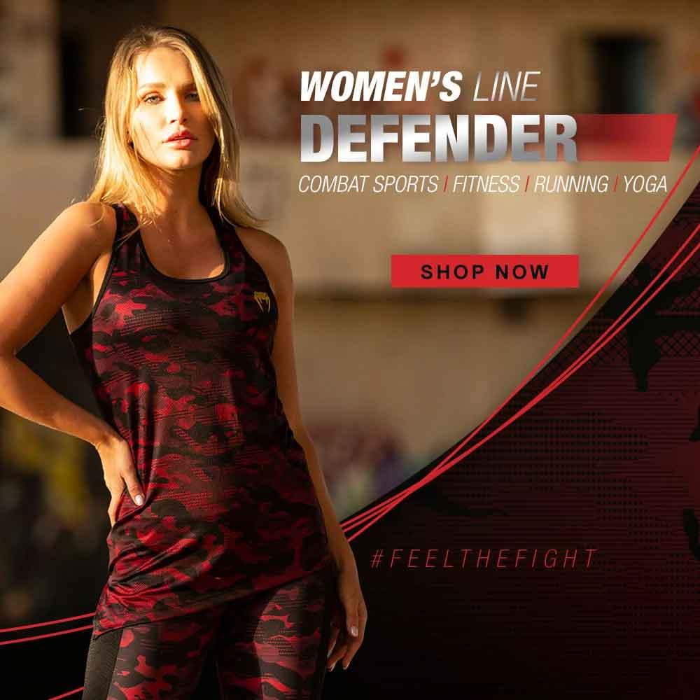 VENUM WOMEN/ヴェナム レディース DEFENDER/ディフェンダー banner/バナー