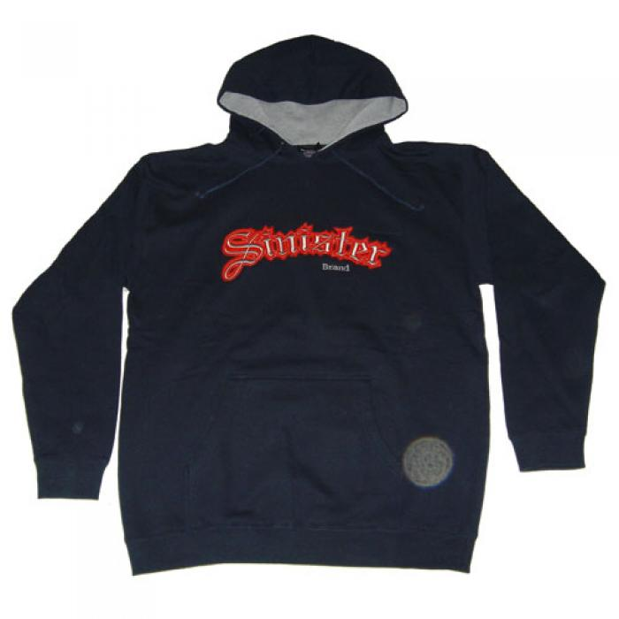 Old 'E' Applique-Hoodie