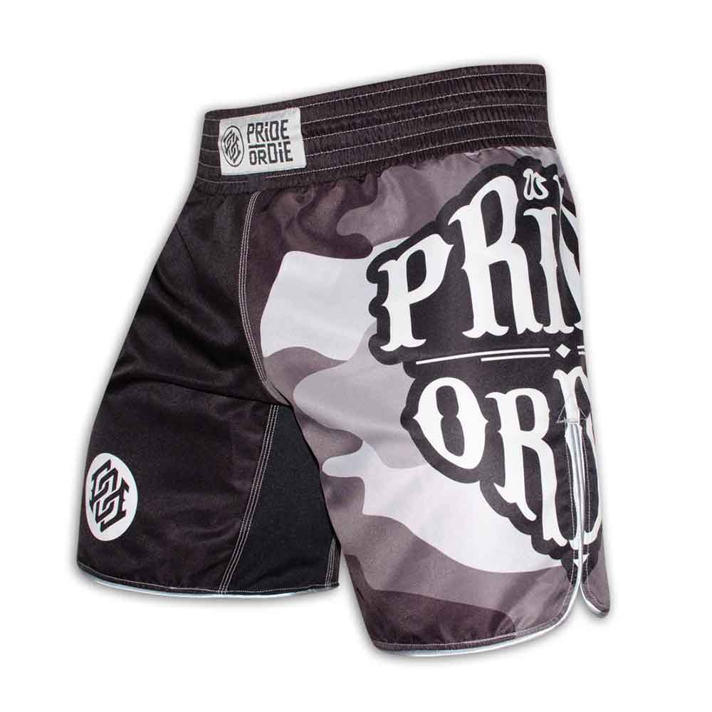 RECKLESS Urban Camo Fight Shorts/レックレス(アーバンカモ)ファイトショーツ