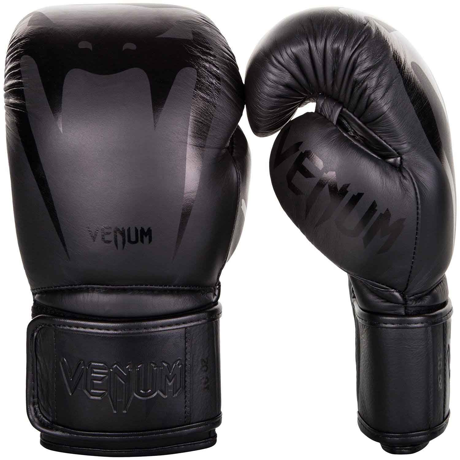 GIANT 3.0 BOXING GLOVES/ジャイアント 3.0 ボクシンググローブ(黒/黒)