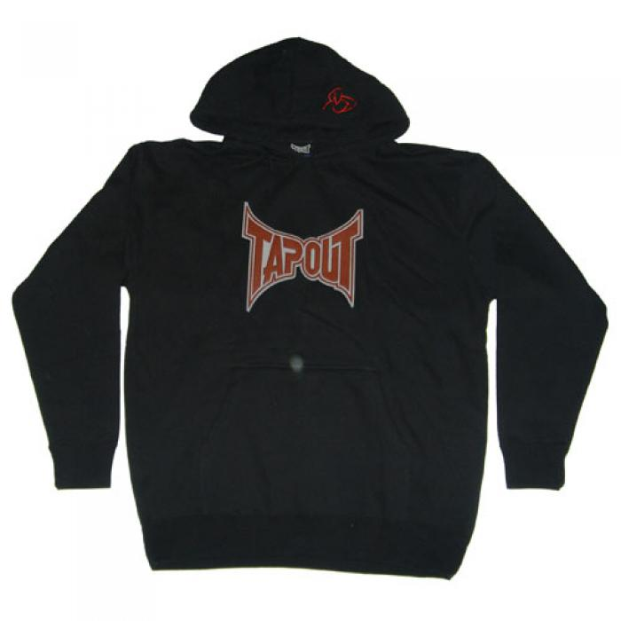 Black Custom Hoody