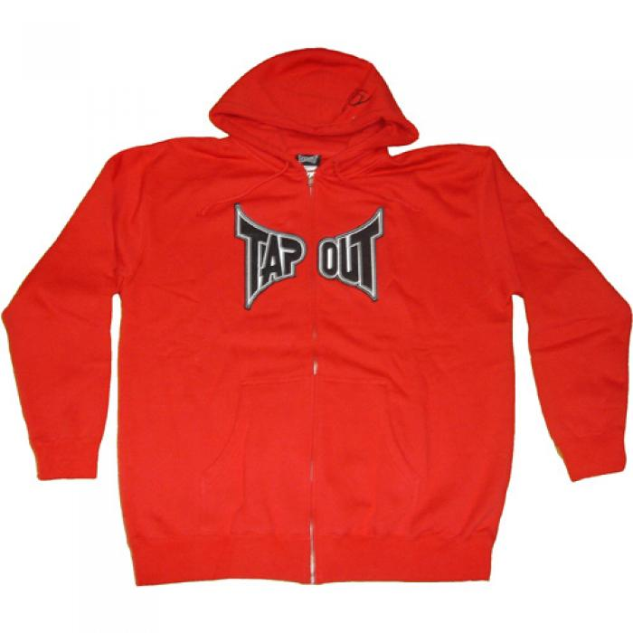Red Costum Hoody