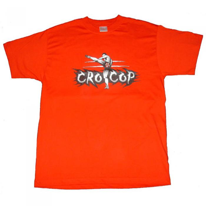 Crocop High Kick T-shirt