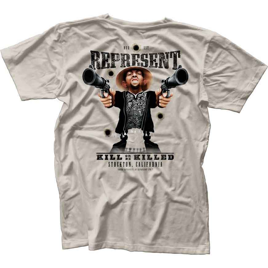 限定版 NATE DIAZ/ネイト・ディアス 'MOST WANTED' WILD WEST[REPRESENT X DOSBRAK COLLABORATION]