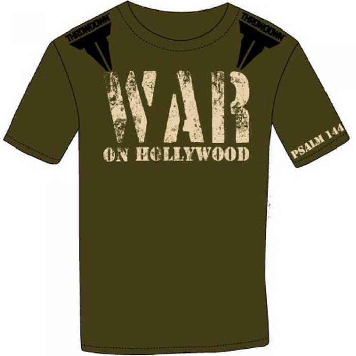 """THROWDOWN/スローダウン Tシャツ クイントン・""""ランペイジ""""・ジャクソン UFC75"""